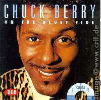 Chuck Berry - On the Blues Side - ACE CDCH 397