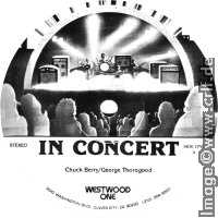 Westwood One In Concert